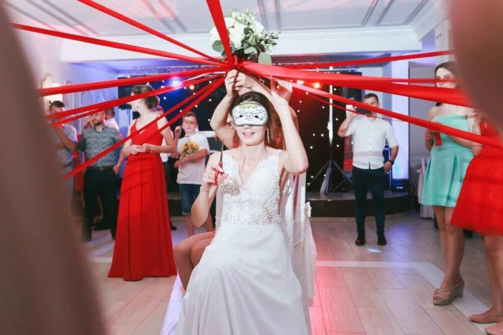 oczepiny wodzirej na wesele