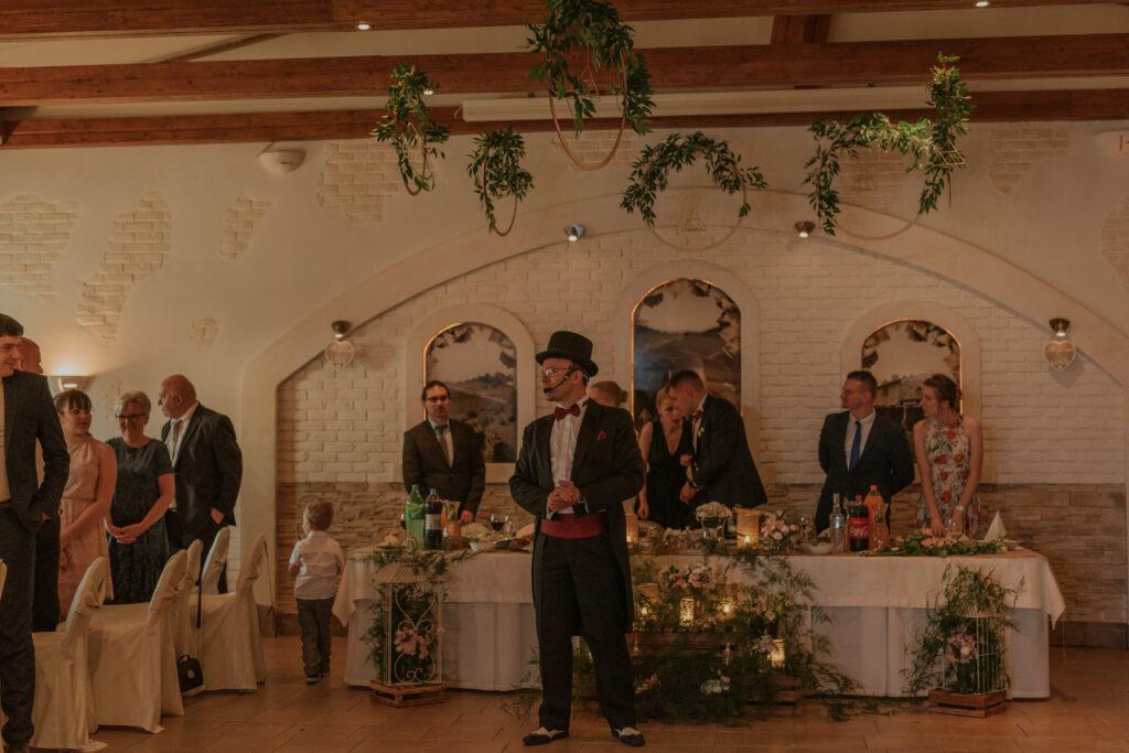 wesele z wodzirejm