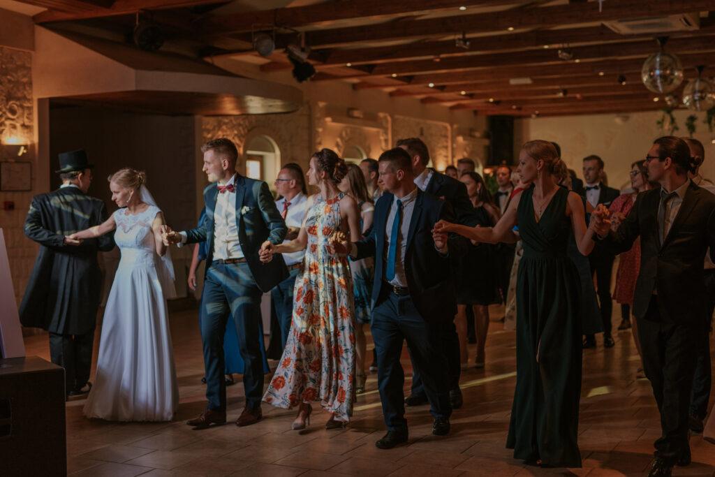 wodzirej na weselu