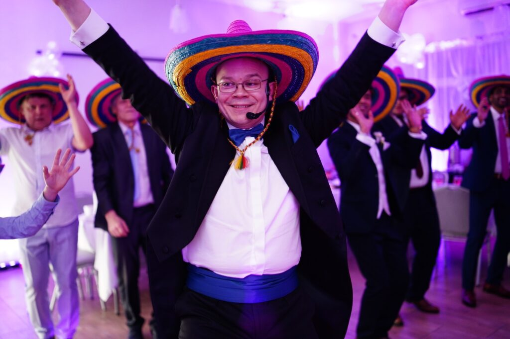 atrakcje weselne meksyk