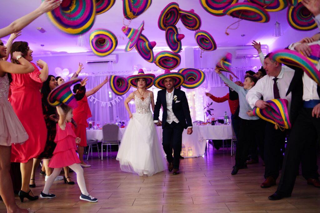 atrakcje na wesele kapelsusze