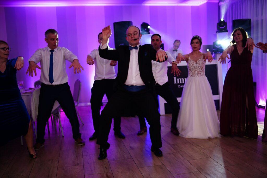 taniec animacyjny na wesele