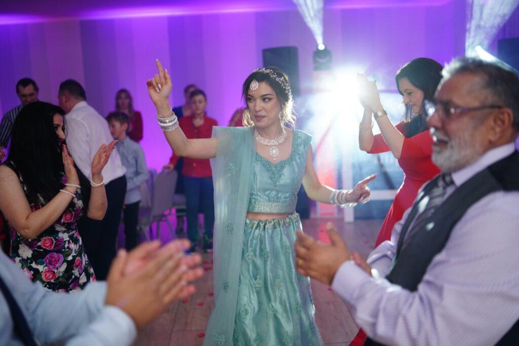 wesele polsko-indyjskie