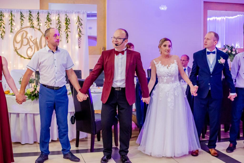 Wodzirej na wesele Damian Nowaczyk